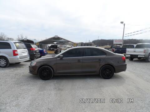 2014 Volkswagen Jetta for sale at Town and Country Motors in Warsaw MO