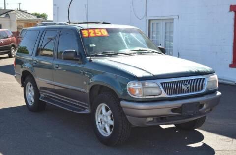 1997 Mercury Mountaineer for sale at CARGILL U DRIVE USED CARS in Twin Falls ID