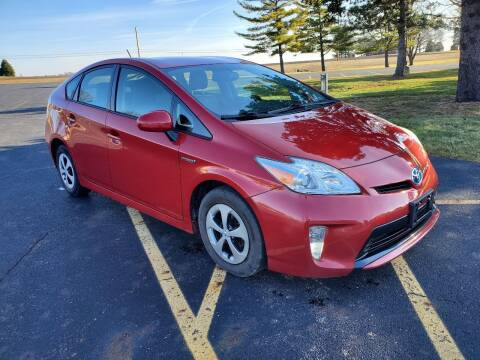 2013 Toyota Prius for sale at Tremont Car Connection in Tremont IL