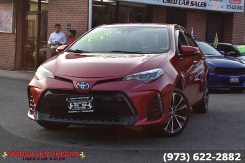 2018 Toyota Corolla for sale at www.onlycarsnj.net in Irvington NJ
