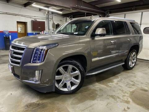 2016 Cadillac Escalade for sale at Sonias Auto Sales in Worcester MA