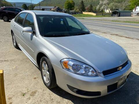 2011 Chevrolet Impala for sale at Wright's Auto Sales LLC in Townshend VT