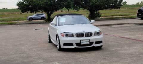 2012 BMW 1 Series for sale at America's Auto Financial in Houston TX
