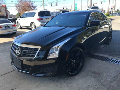 2014 Cadillac ATS for sale at Michael's Imports in Tallahassee FL
