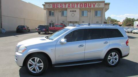 2010 Mercedes-Benz GL-Class for sale at Best Auto Buy in Las Vegas NV