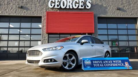 2016 Ford Fusion for sale at George's Used Cars - Pennsylvania & Allen in Brownstown MI