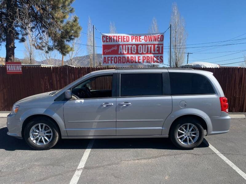 2016 Dodge Grand Caravan for sale at Flagstaff Auto Outlet in Flagstaff AZ