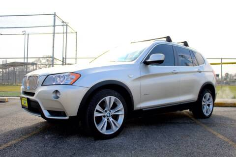 2011 BMW X3 for sale at MEGA MOTORS in South Houston TX