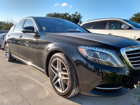 2014 Mercedes-Benz S-Class for sale at Empire Automotive Group Inc. in Orlando FL