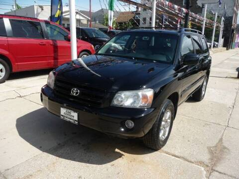 2007 Toyota Highlander for sale at CAR CENTER INC in Chicago IL