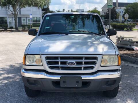 2003 Ford Ranger for sale at Carlando in Lakeland FL