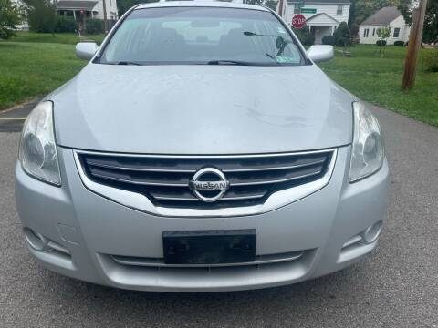 2011 Nissan Altima for sale at Via Roma Auto Sales in Columbus OH