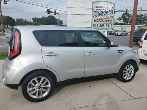 2018 Kia Soul for sale at Steve's Auto Sales in Sarasota FL
