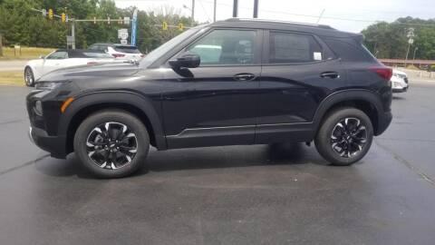 2021 Chevrolet TrailBlazer for sale at Whitmore Chevrolet in West Point VA