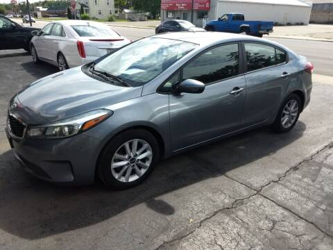 2017 Kia Forte for sale at Economy Motors in Muncie IN