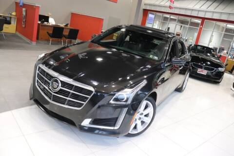 2014 Cadillac CTS for sale at Quality Auto Center in Springfield NJ