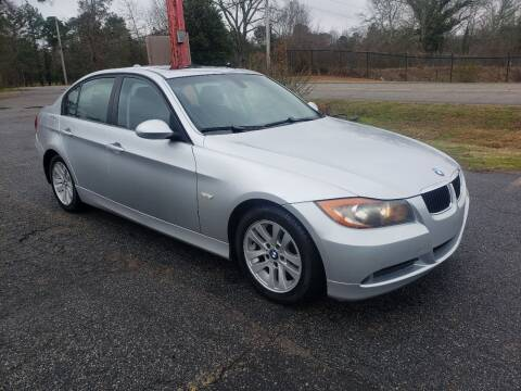 2008 BMW 3 Series for sale at GA Auto IMPORTS  LLC in Buford GA