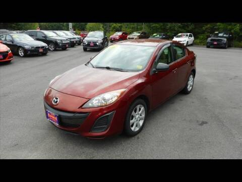 2011 Mazda MAZDA3 for sale at North Berwick Auto Center in Berwick ME