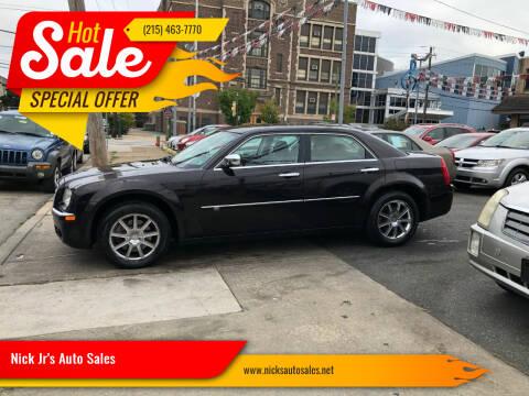 2010 Chrysler 300 for sale at Nick Jr's Auto Sales in Philadelphia PA