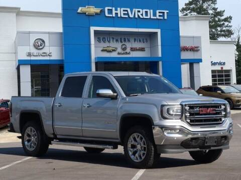 2016 GMC Sierra 1500 for sale at PHIL SMITH AUTOMOTIVE GROUP - SOUTHERN PINES GM in Southern Pines NC