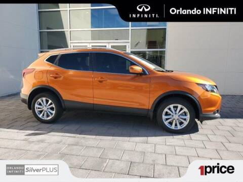 2017 Nissan Rogue Sport for sale at Orlando Infiniti in Orlando FL
