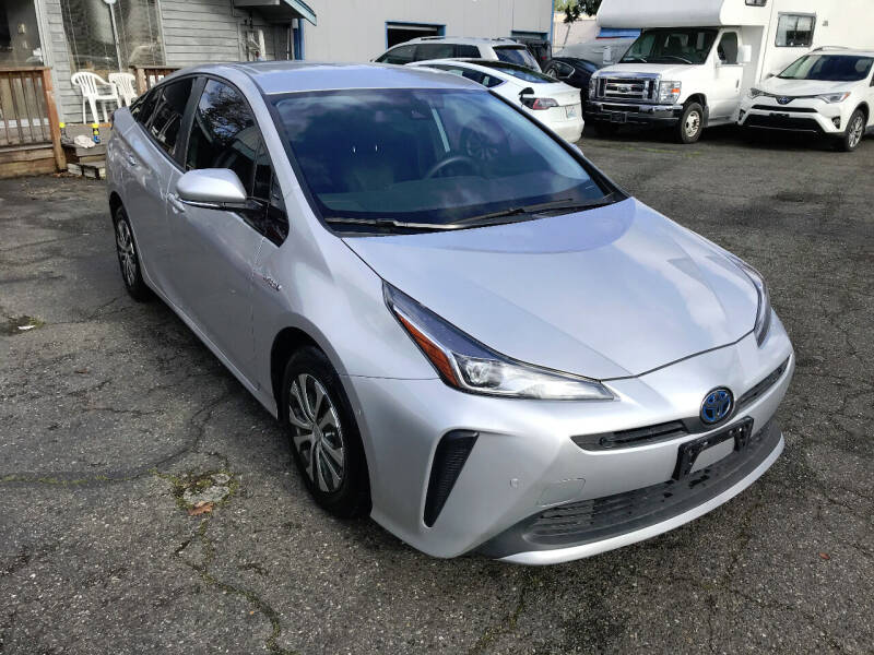 2019 Toyota Prius for sale at Autos Cost Less LLC in Lakewood WA