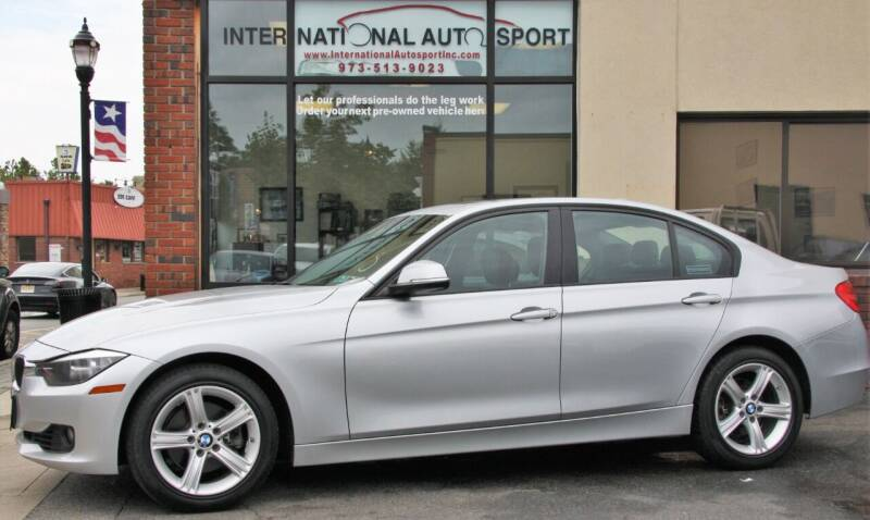 2014 BMW 3 Series for sale at INTERNATIONAL AUTOSPORT INC in Pompton Lakes NJ