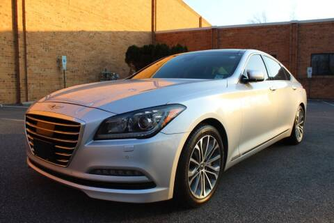 2017 Genesis G80 for sale at Vantage Auto Group - Vantage Auto Wholesale in Lodi NJ