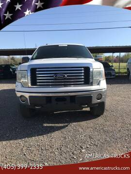 2010 Ford F-150 for sale at Americas Trucks in Jones OK
