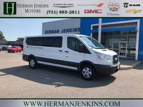 2017 Ford Transit Passenger for sale at Herman Jenkins Used Cars in Union City TN