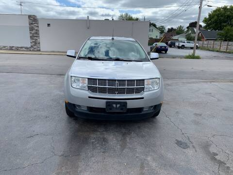 2009 Lincoln MKX for sale at L.A. Automotive Sales in Lackawanna NY