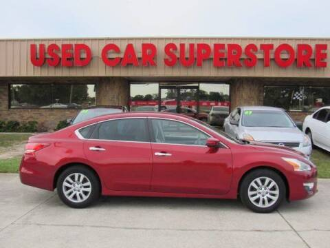 2013 Nissan Altima for sale at Checkered Flag Auto Sales NORTH in Lakeland FL