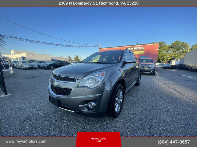 2011 Chevrolet Equinox for sale in Richmond, VA