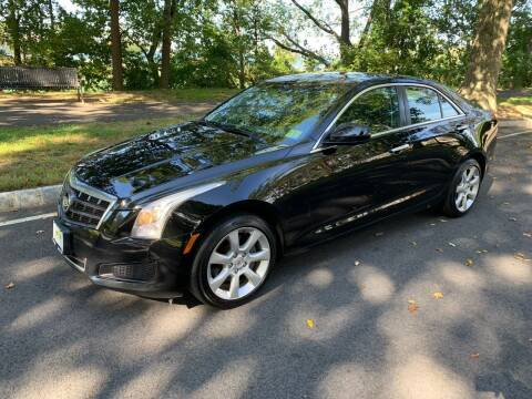 2014 Cadillac ATS for sale at Crazy Cars Auto Sale in Jersey City NJ