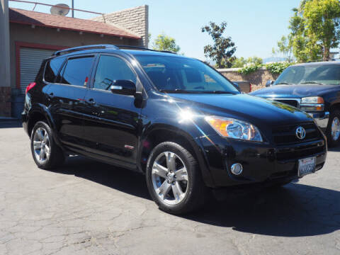 2012 Toyota RAV4 for sale at Corona Auto Wholesale in Corona CA