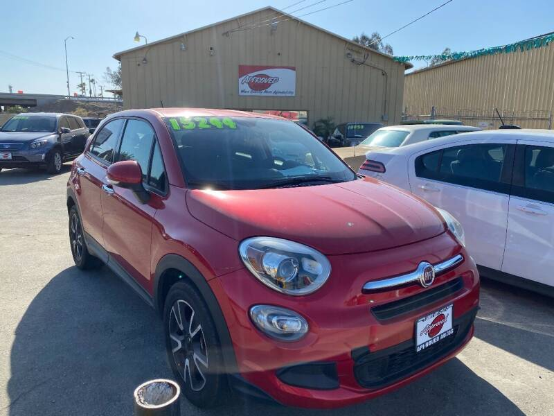 2016 FIAT 500X for sale at Approved Autos in Bakersfield CA