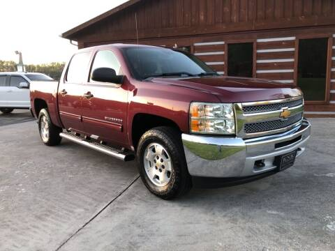 2013 Chevrolet Silverado 1500 for sale at KNK AUTOMOTIVE in Erwin TN