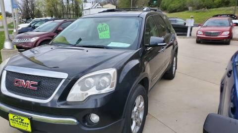 2008 GMC Acadia for sale at City Auto Sales in La Crosse WI