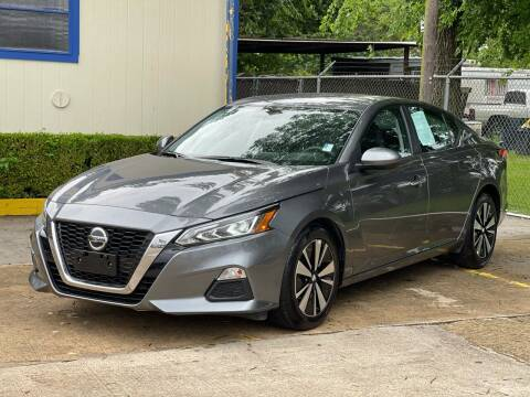 2021 Nissan Altima for sale at USA Car Sales in Houston TX