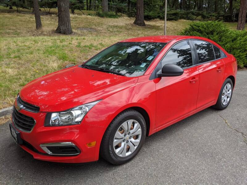 2016 Chevrolet Cruze Limited for sale at All Star Automotive in Tacoma WA