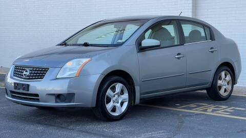 2007 Nissan Sentra for sale at Carland Auto Sales INC. in Portsmouth VA