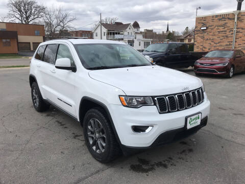 2017 Jeep Grand Cherokee for sale at Carney Auto Sales in Austin MN