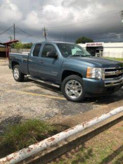 2009 Chevrolet Silverado 1500 for sale at Jerry Allen Motor Co in Beaumont TX