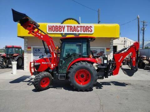 2021 Branson 5220CH for sale at Hobby Tractors - New Tractors in Pleasant Grove UT