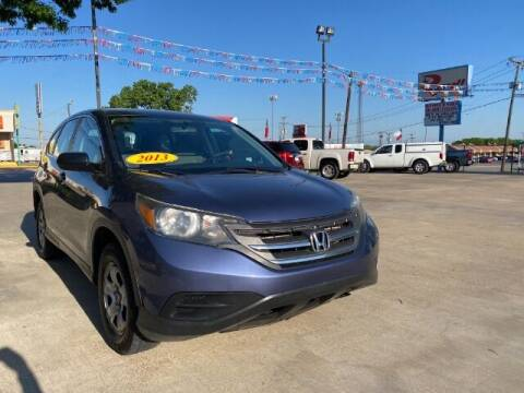 2013 Honda CR-V for sale at Russell Smith Auto in Fort Worth TX