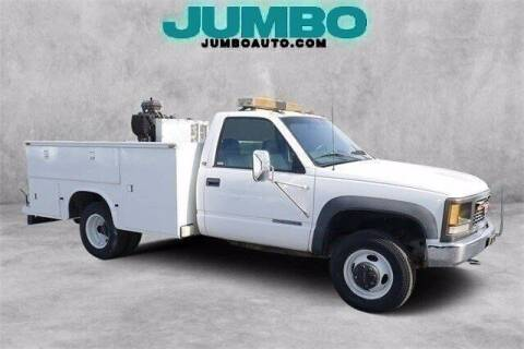 1999 GMC Sierra 3500 for sale at JumboAutoGroup.com in Hollywood FL