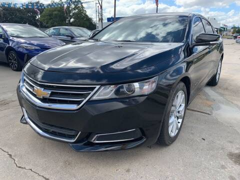 2017 Chevrolet Impala for sale at Max Quality Auto in Baton Rouge LA