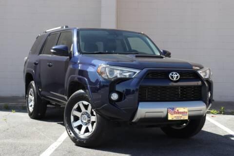 2015 Toyota 4Runner for sale at El Compadre Trucks in Doraville GA