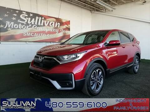 2021 Honda CR-V for sale at TrucksForWork.net in Mesa AZ