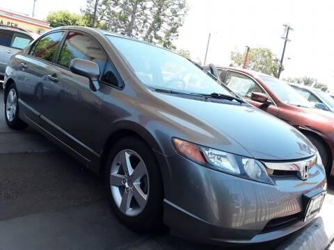 2007 Honda Civic for sale at Auto Emporium in Wilmington CA